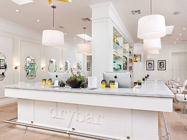 Best blow-dry bars in Los Angeles