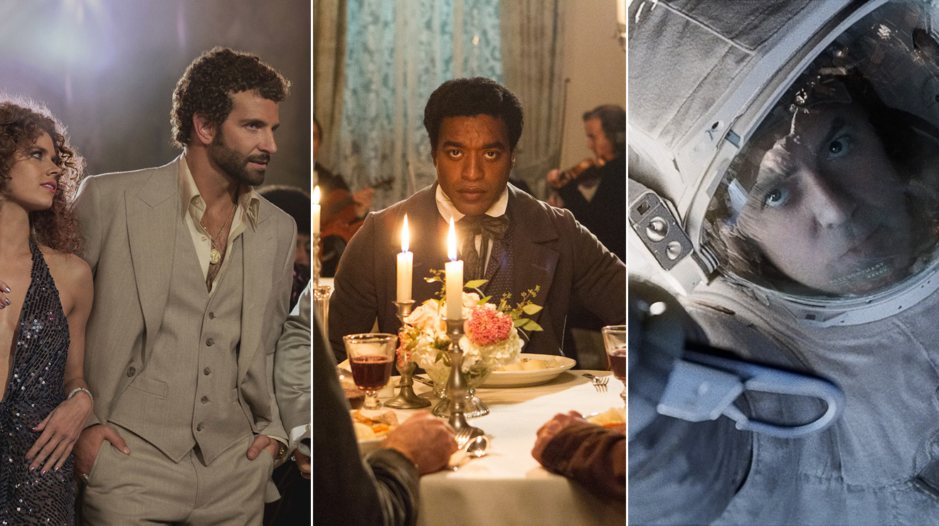Oscar predictions for 2014