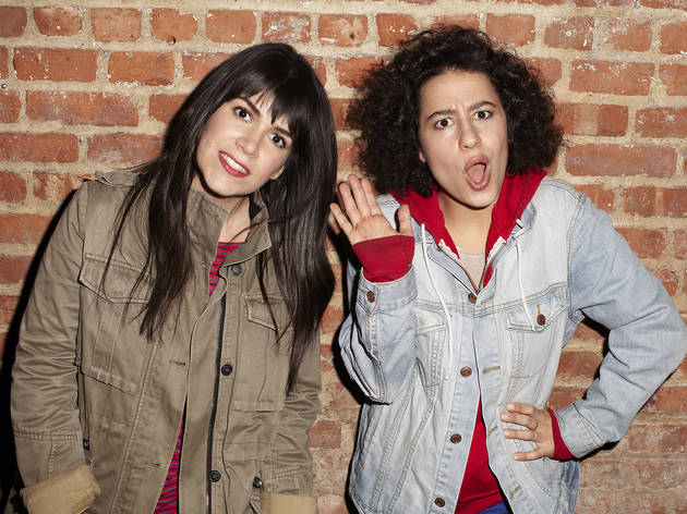 Ilana Glazer and Abbi Jacobson of Broad City