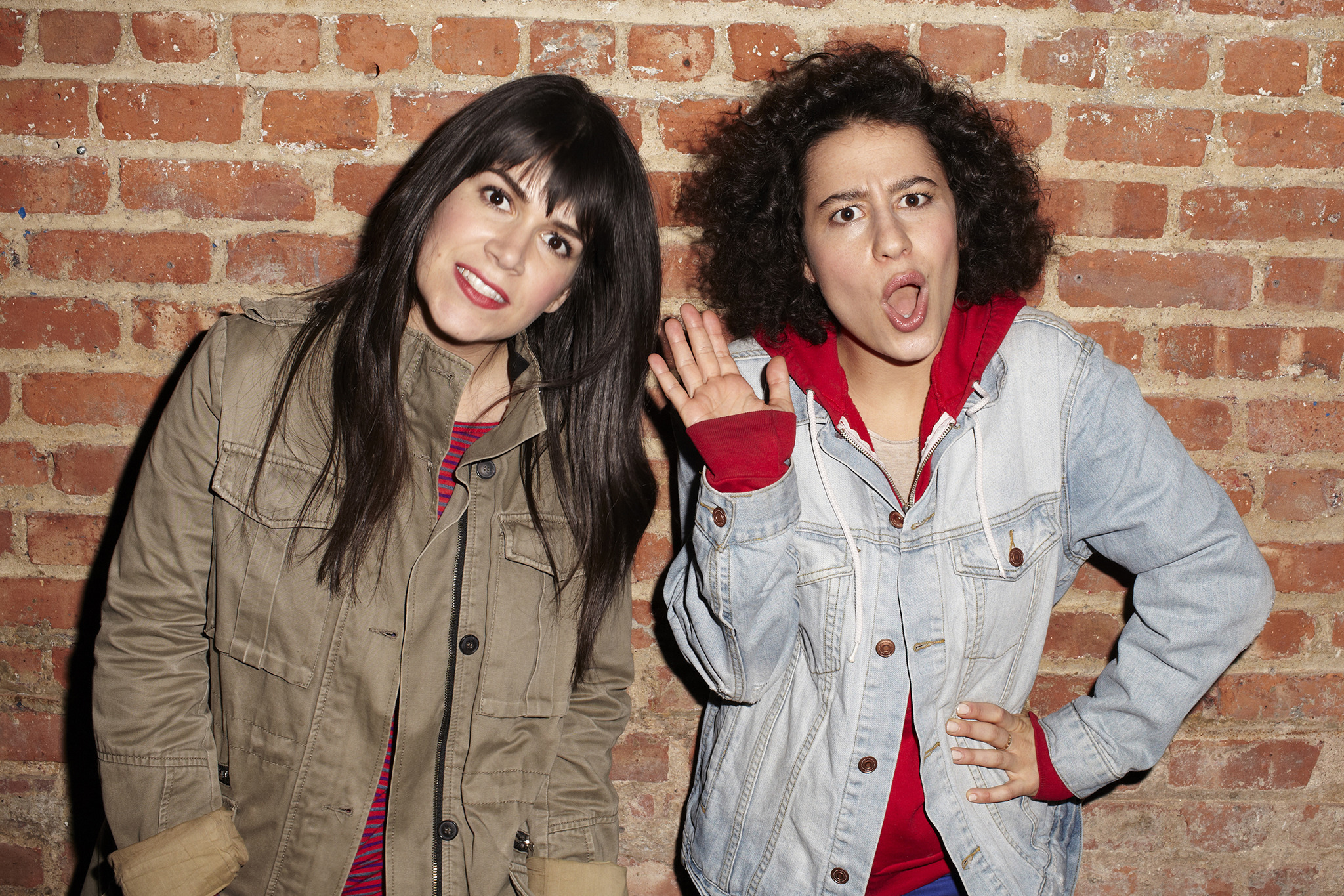Abbi Jacobson and Ilana Glazer of Broad City