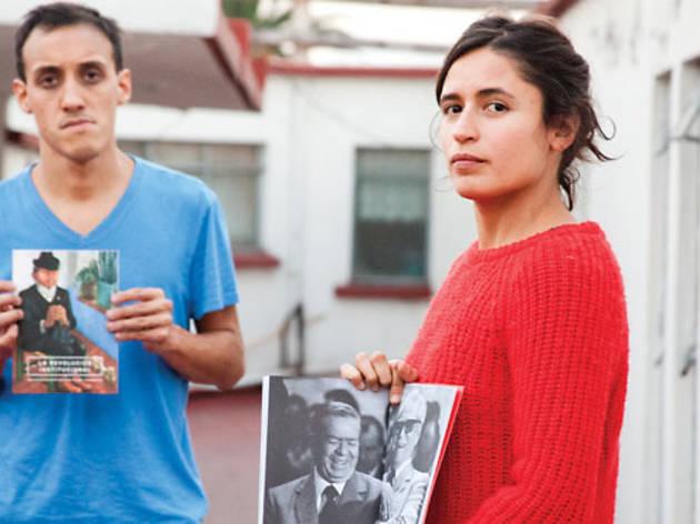 Gabino Rodríguez y Luisa Pardo (Foto: Alejandra Carbajal)