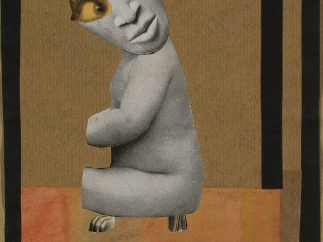 Hannah Höch ('From an Ethnographic Museum', 1929, © Scottish National Gallery of Modern Art, Edinburgh)