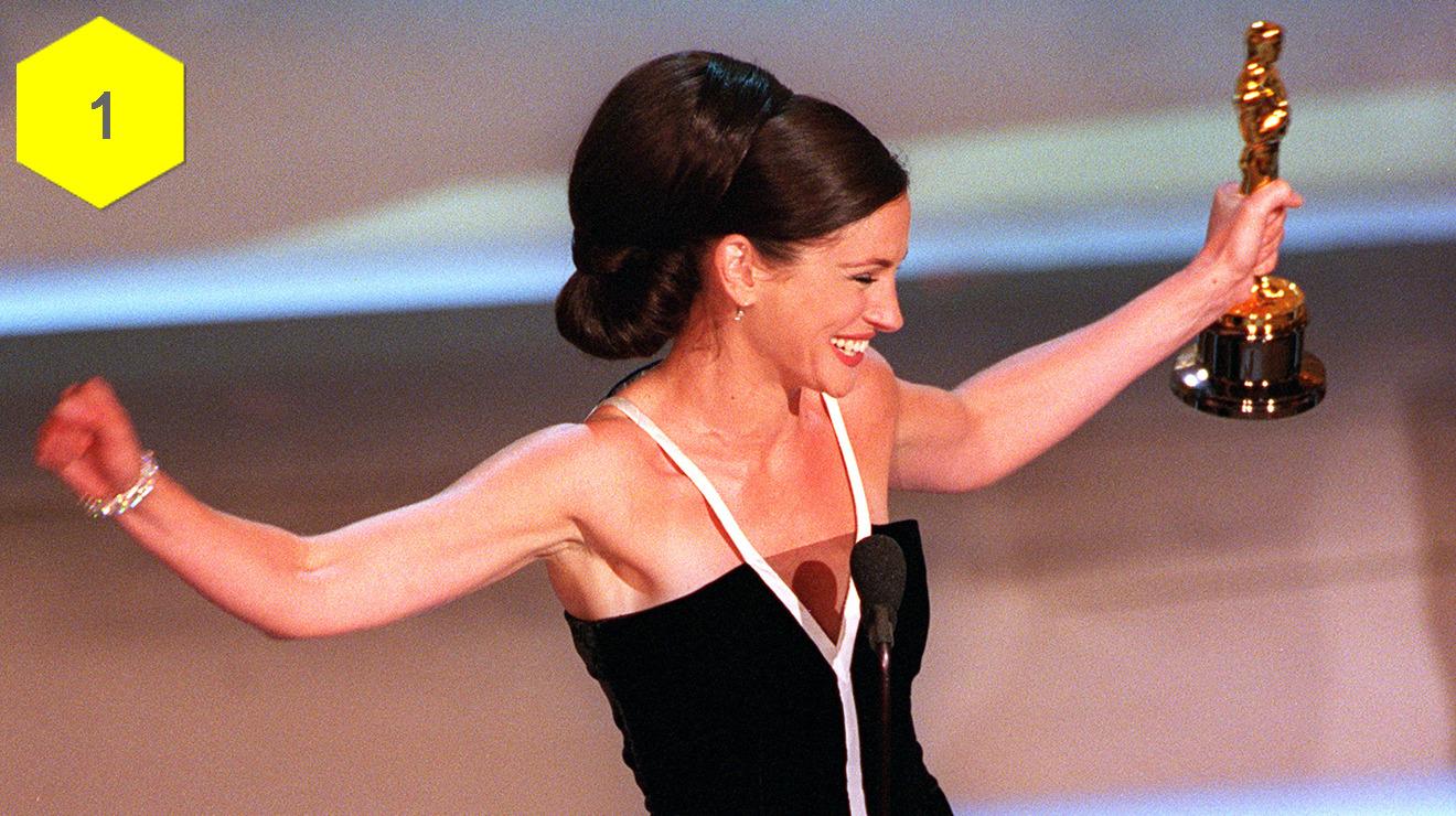 How to give an Oscar speech