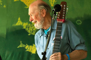Woody's Children with Pete Seeger, Tom Chapin, Christine Lavin, David Amram, Holly Near and Tom Paxton