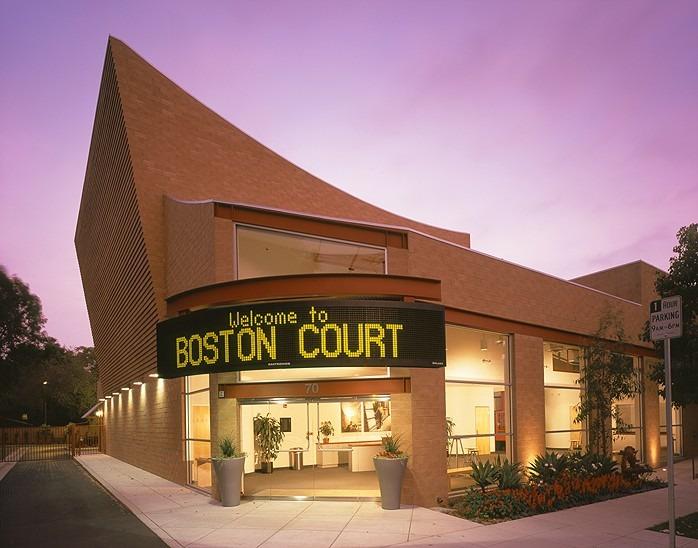 The Theatre @ Boston Court