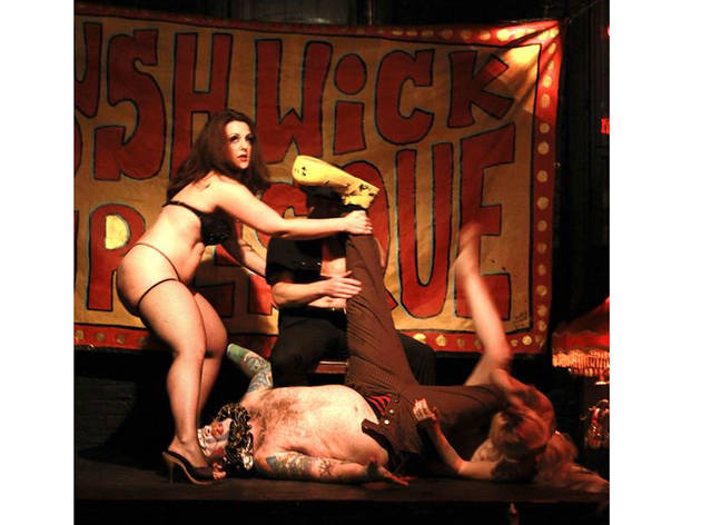 Bushwick Burlesque: A Spectacle of Absurdity Volume 3