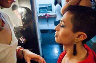 La Cebra (Foto: Alejandra Carbajal)