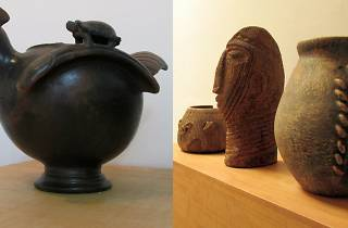Clay Objects, Past and Present Aesthetics