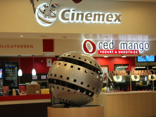 Cinemex San Antonio