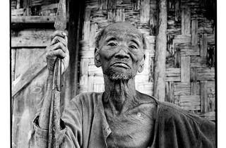 David Bailey (From the series 'Nagaland', 2012)