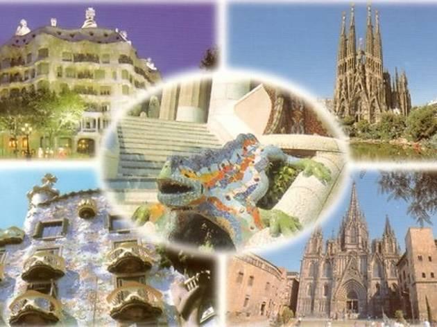 Postal de Barcelona