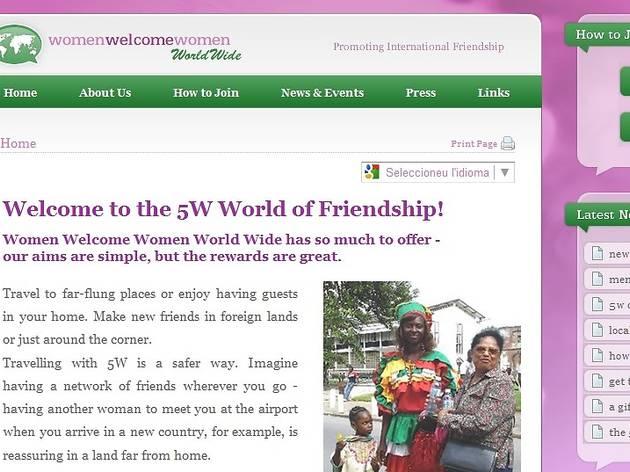 Women Welcome Women World Wide