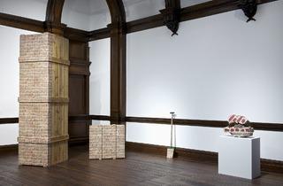 Marcel Broodthaers (Exhibition view)