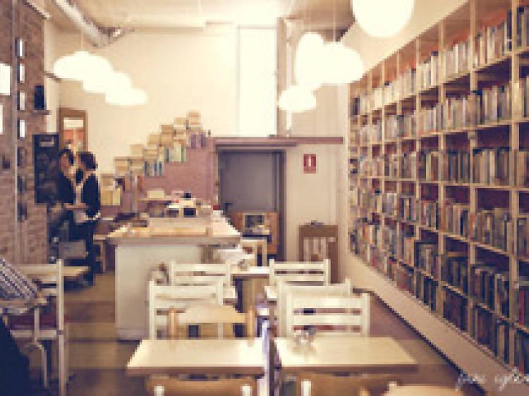 Babelia, books & coffee