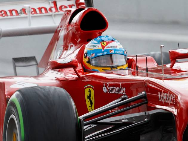 Gran Premio de España Santander de Fórmula Uno