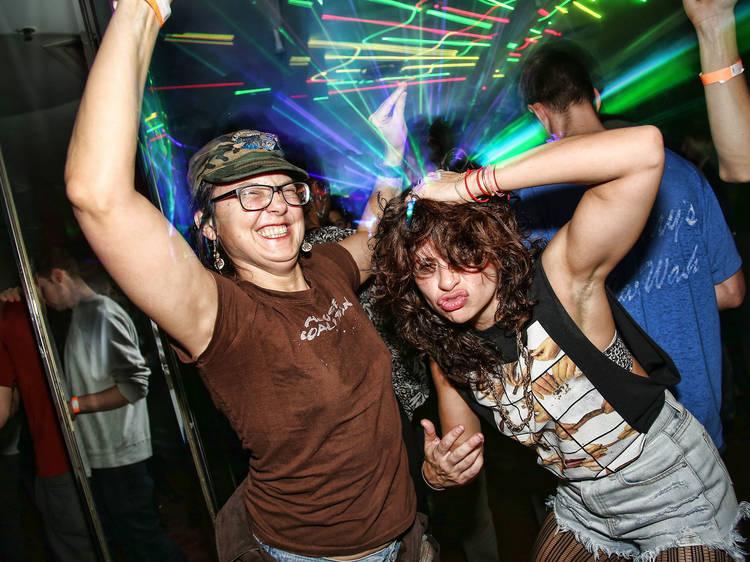 Best parties in New York City
