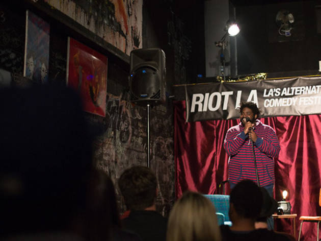 Patton Oswalt, Bridget Everett and T.J. Miller to headline next year's RIOT LA