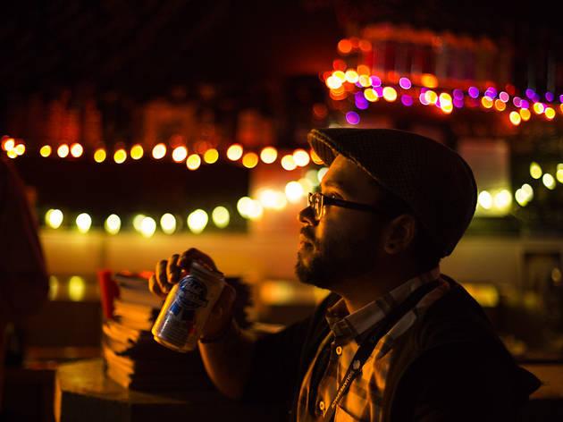 (Photograph: Zach Dobson)