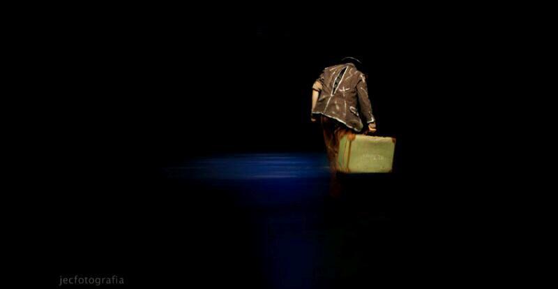 La Leyenda del Fauno, La Carta i El Viaje. Simfonia Visual en tres moviments