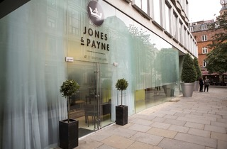 Jones and Payne WC2