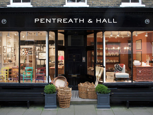 Pentreath & Hall