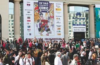 32nd BCN International Comic Fair
