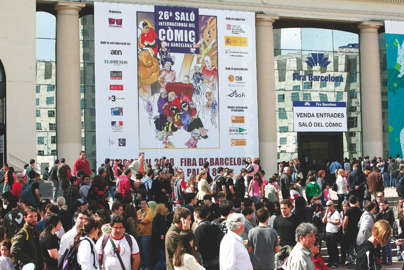32nd BCN International Comic Fair