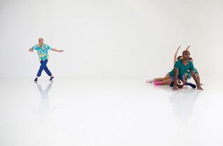 Douglas Dunn & Dancers