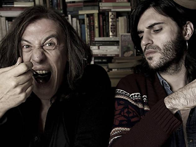 Mercè 2014: Gerard Quintana i Xarim Aresté + Glaucs + Joan Masdeu + Vuit + Búhos + Jordi Ninus + Cybee