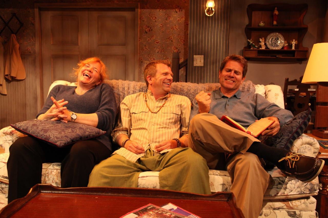 """The Road Theatre's 2012 world premiere of """"That Good Night."""""""