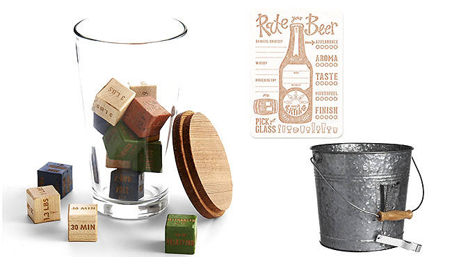 Sophisticated beer accessories