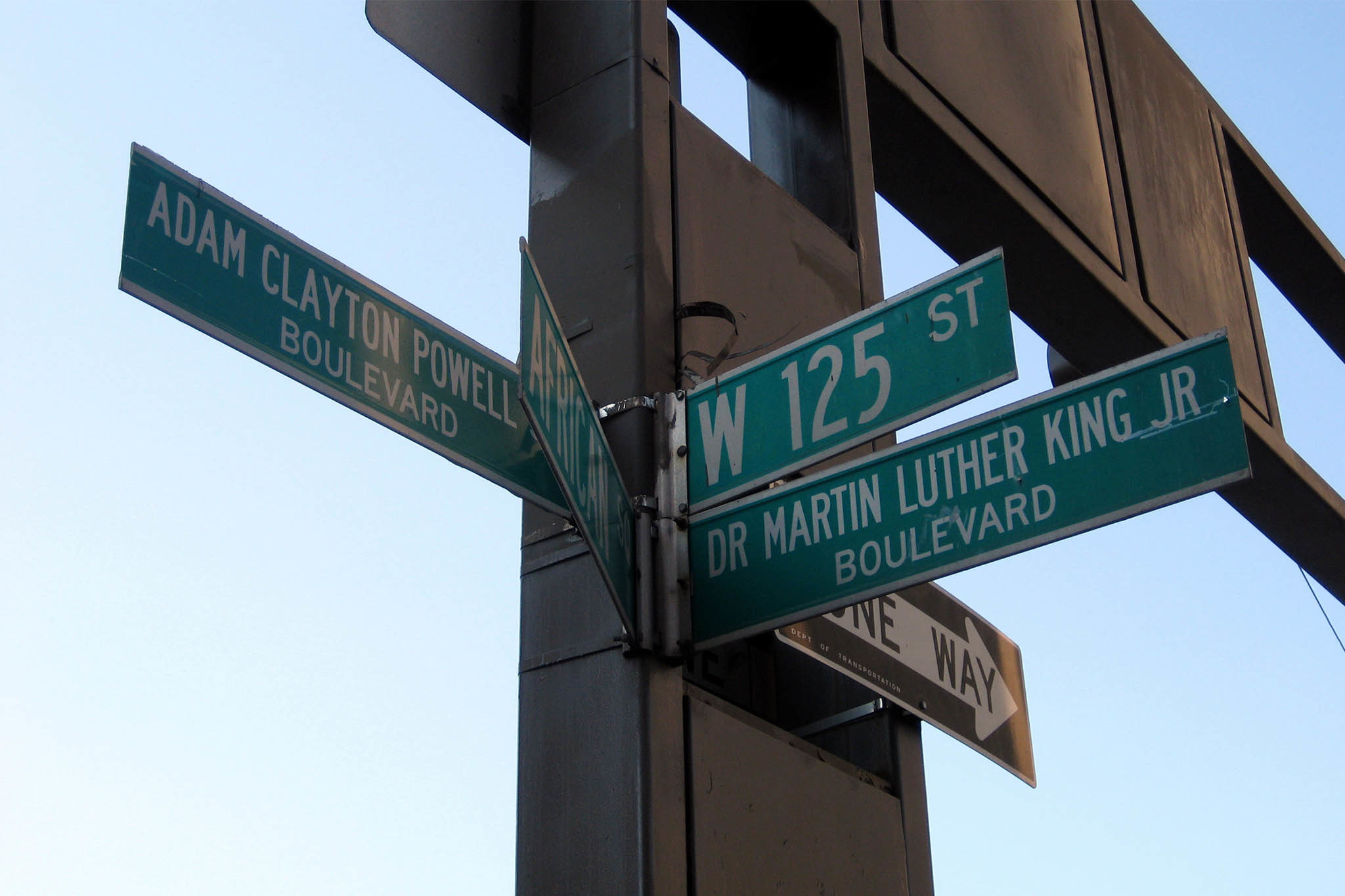 Martin Luther King Jr. Day in Historic Harlem Walking Tour
