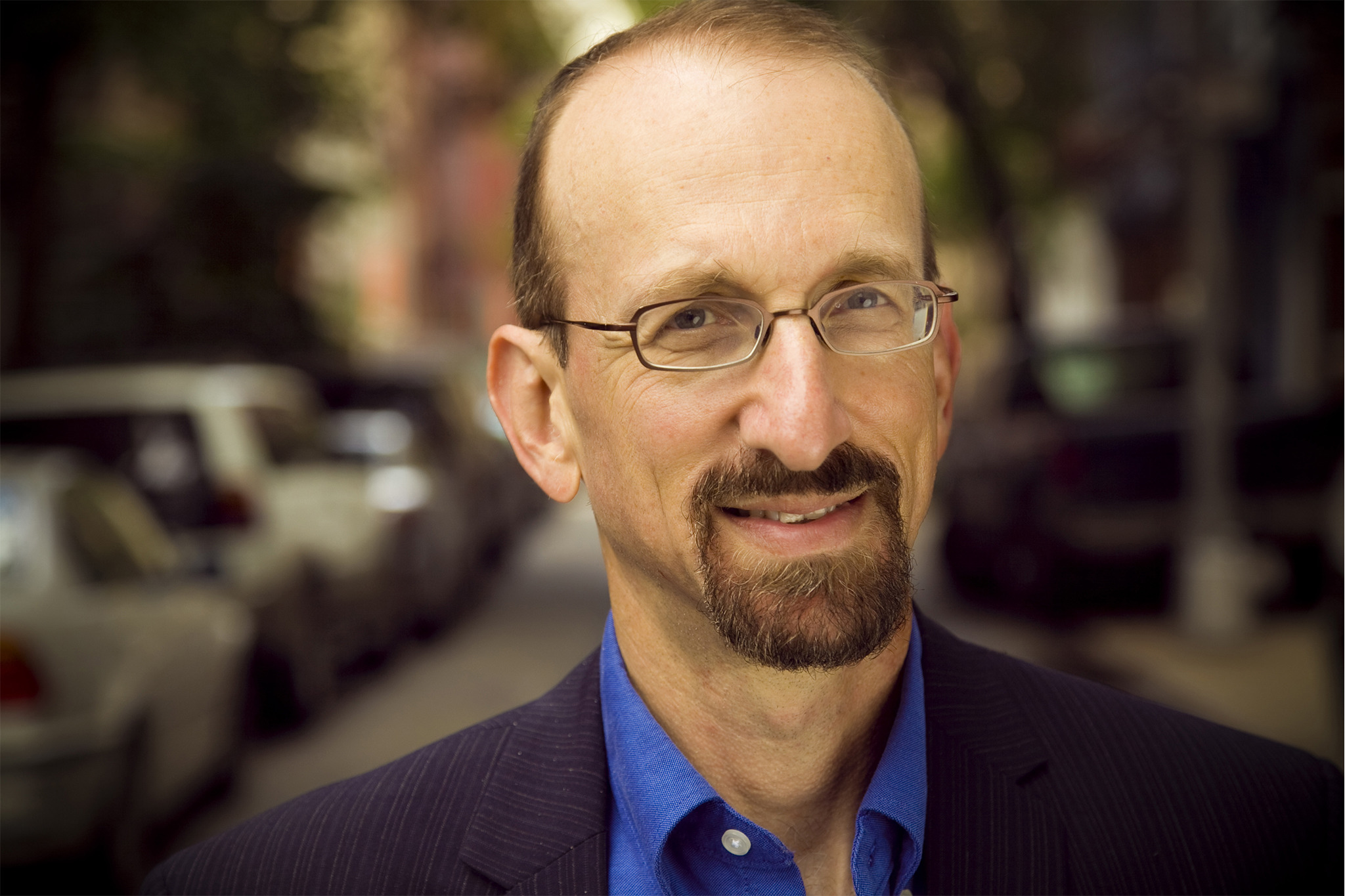 """Host Brian Lehrer for WNYC's """"Dream for NYC Inspired by MLK"""" at"""