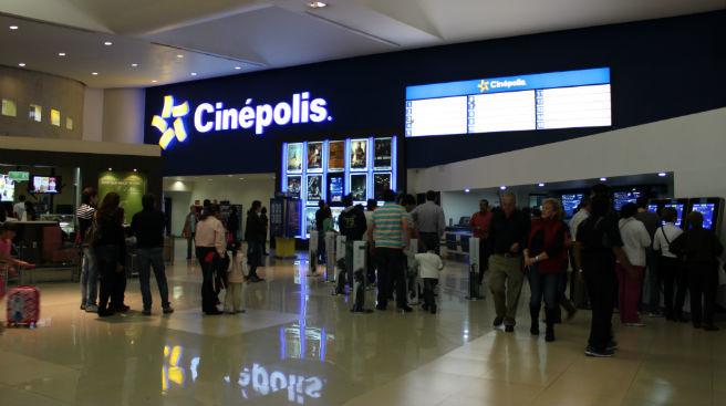 Cinepolis Plaza Satélite