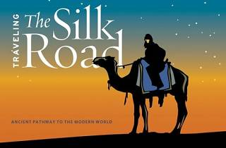 """""""Traveling The Silk Road: Ancient Pathway To The Modern World"""" is a special exhibition at the Natural History Museum."""
