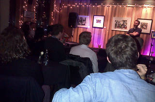 The Foundry Tickler Free Comedy Night
