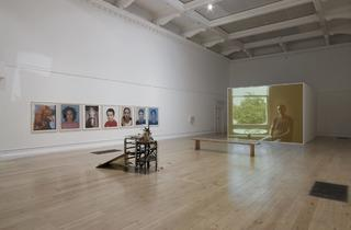Uri Aran (Exhibition view of 'Five Minutes Before' at the South London Gallery)