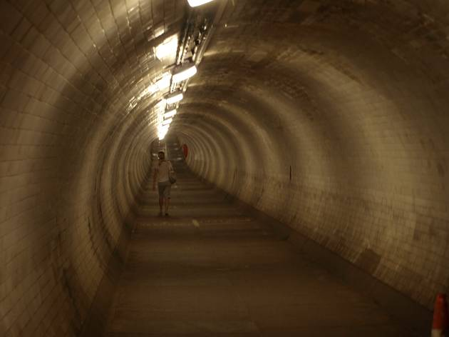 Greenwich Chimneys and Tunnels Guided Walk