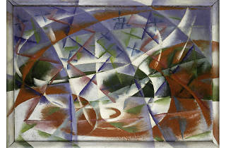 """Italian Futurism, 1909–1944: Reconstructing the Universe"""