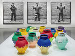 Ai Weiwei,  Colored Vases, 2007‒10