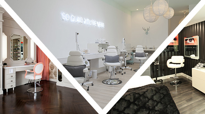 The best beauty salons in Los Angeles
