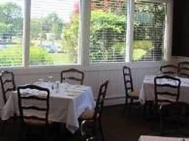 ALFA Bar Dining Room CLOSED