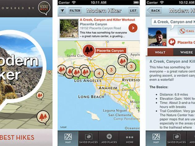 LA's Best Hikes by Modern Hiker
