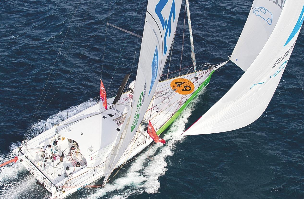 Barcelona World Race 2014