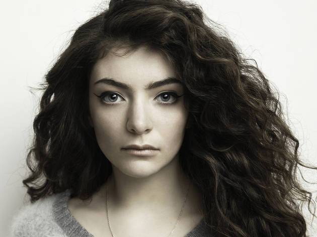 Lorde + Lo-Fang