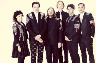 Arcade Fire with Wolf Parade