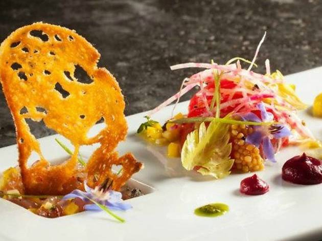 """Food Is Art""—A Dinner Installation"