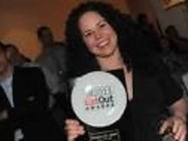 Stephanie Izard - Chef of the Year at 2011 Eat Out Awards | Video