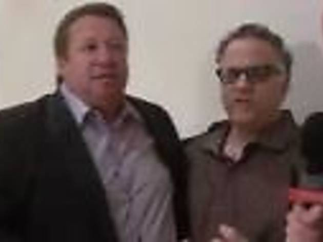 Jimmy Bannos Sr. and Scott Harris at 2011 Eat Out Awards | Video