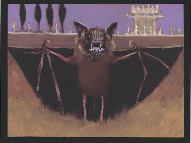 Marvin Gaye Chetwynd ('Bat Opera')
